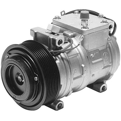 Picture of Denso 471-1225 New A/C Compressor with Clutch