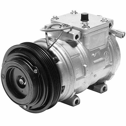 Picture of Denso 471-1250 New A/C Compressor with Clutch