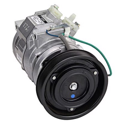 Picture of Denso 471-1256 New A/C Compressor with Clutch