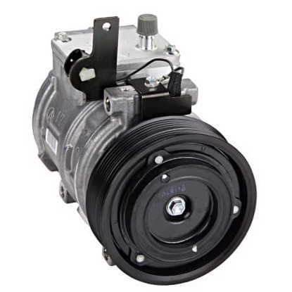 Picture of Denso 471-1263 New A/C Compressor with Clutch
