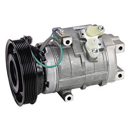 Picture of Denso 471-1276 New A/C Compressor with Clutch