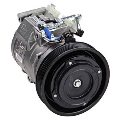Picture of Denso 471-1280 New A/C Compressor with Clutch