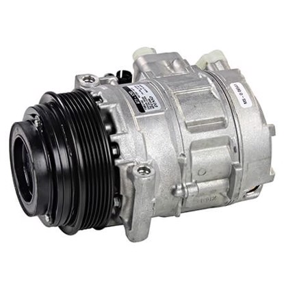 Picture of Denso 471-1293 New A/C Compressor with Clutch