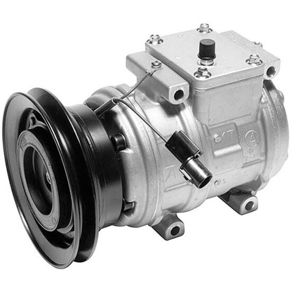 Picture of Denso 471-1305 New A/C Compressor with Clutch