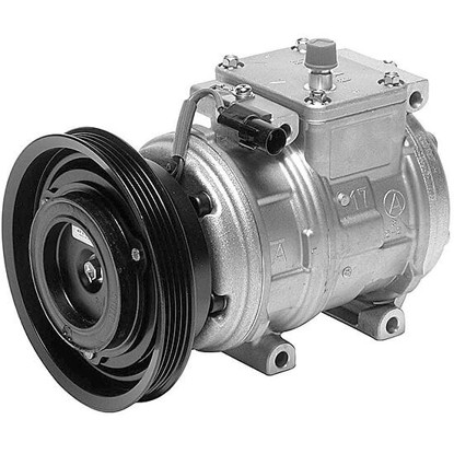 Picture of Denso 471-1307 New A/C Compressor with Clutch