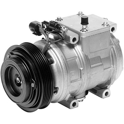 Picture of Denso 471-1309 New A/C Compressor with Clutch
