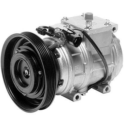 Picture of Denso 471-1310 New A/C Compressor with Clutch