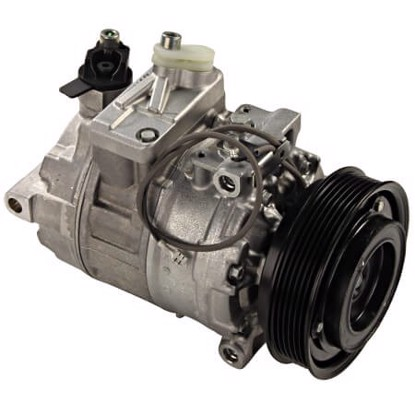Picture of Denso 471-1325 New A/C Compressor with Clutch