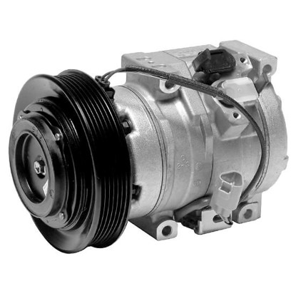 Picture of Denso 471-1327 New A/C Compressor with Clutch
