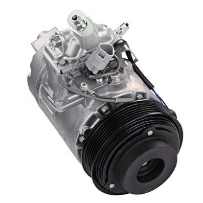 Picture of Denso 471-1343 New A/C Compressor with Clutch