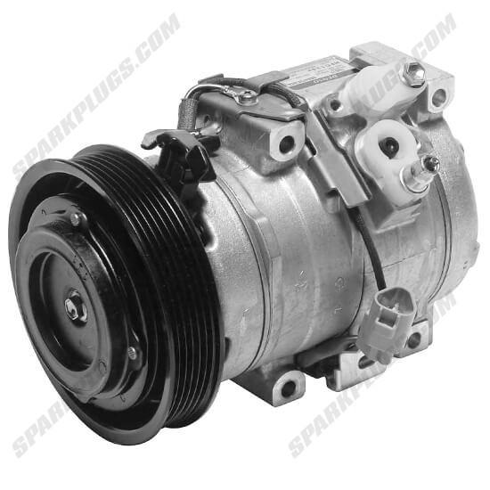 Picture of Denso 471-1367 A/C Compressor