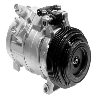 Picture of Denso 471-1380 New A/C Compressor with Clutch