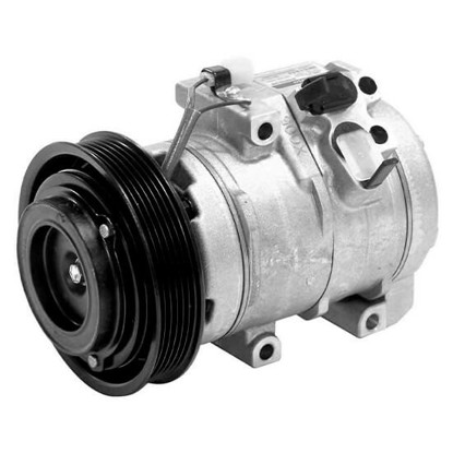 Picture of Denso 471-1385 New A/C Compressor with Clutch