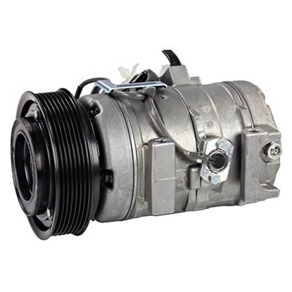 Picture of Denso 471-1388 New A/C Compressor with Clutch