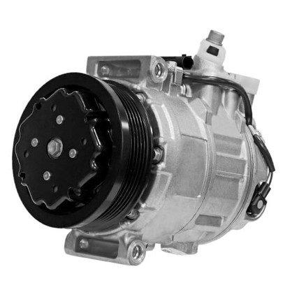 Picture of Denso 471-1464 New A/C Compressor with Clutch