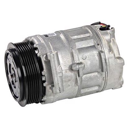 Picture of Denso 471-1474 New A/C Compressor with Clutch