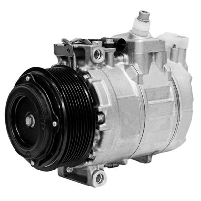 Picture of Denso 471-1478 New A/C Compressor with Clutch