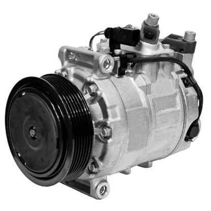 Picture of Denso 471-1492 New A/C Compressor with Clutch