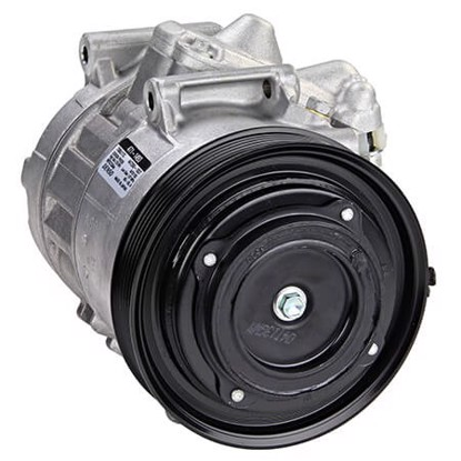 Picture of Denso 471-1493 New A/C Compressor with Clutch