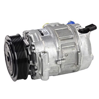 Picture of Denso 471-1497 New A/C Compressor with Clutch