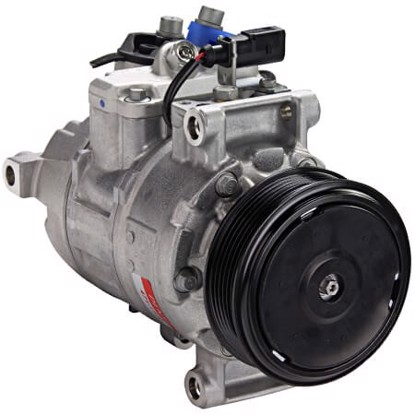 Picture of Denso 471-1500 New A/C Compressor with Clutch