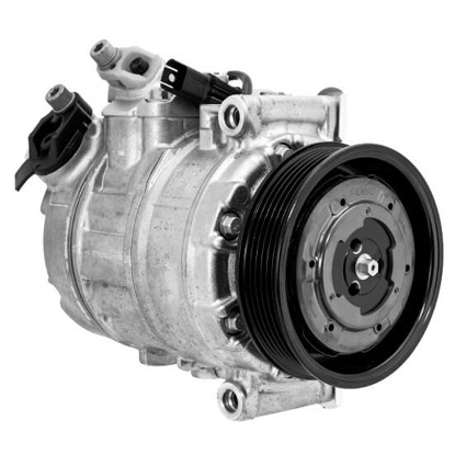 Picture of Denso 471-1529 New A/C Compressor with Clutch