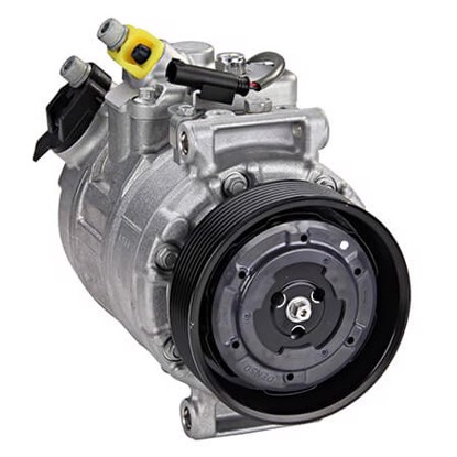 Picture of Denso 471-1530 New A/C Compressor with Clutch