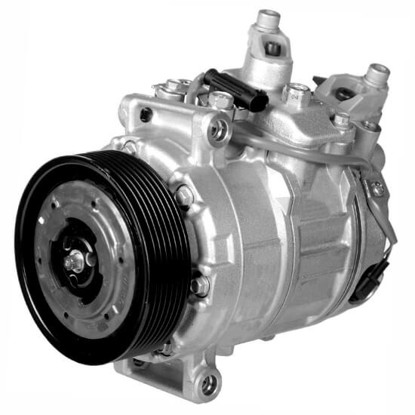 Picture of Denso 471-1556 New A/C Compressor with Clutch