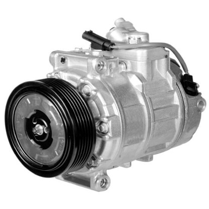 Picture of Denso 471-1559 New A/C Compressor with Clutch