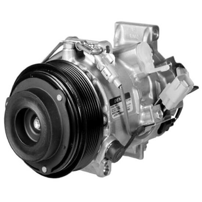 Picture of Denso 471-1568 New A/C Compressor with Clutch