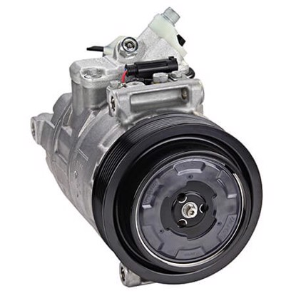 Picture of Denso 471-1580 New A/C Compressor with Clutch