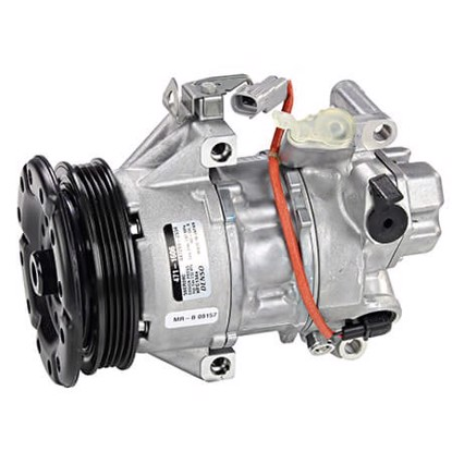 Picture of Denso 471-1606 New A/C Compressor with Clutch