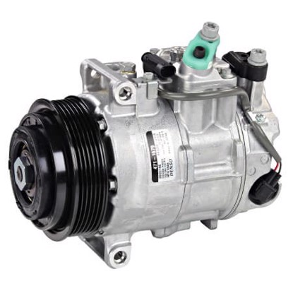Picture of Denso 471-1679 New A/C Compressor with Clutch