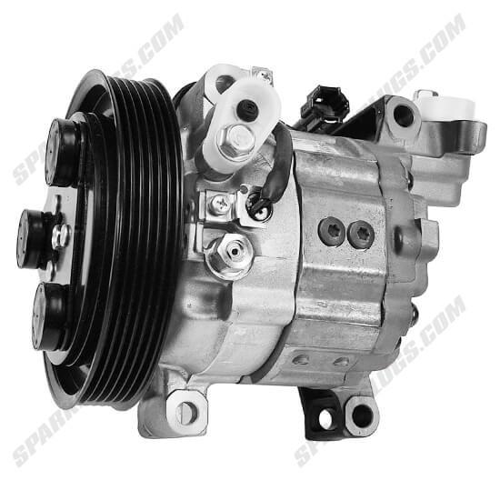 Picture of Denso 471-5010 A/C Compressor