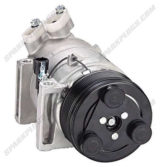 Picture of Denso 471-5012 New A/C Compressor with Clutch