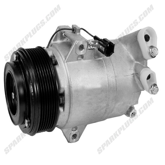 Picture of Denso 471-5013 New A/C Compressor with Clutch