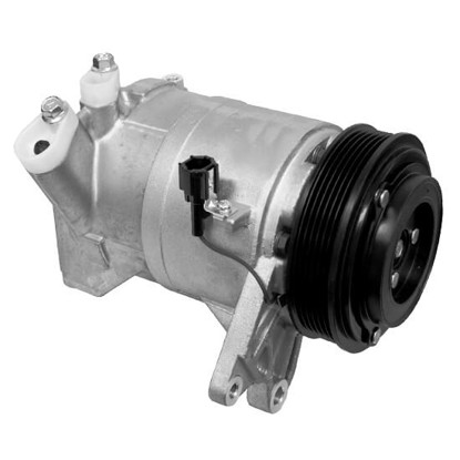 Picture of Denso 471-5022 New A/C Compressor with Clutch