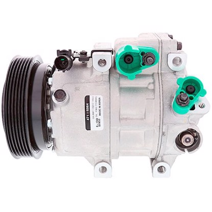 Picture of Denso 471-6064 New A/C Compressor with Clutch