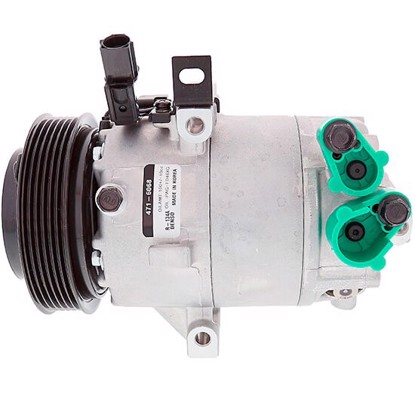 Picture of Denso 471-6068 New A/C Compressor with Clutch