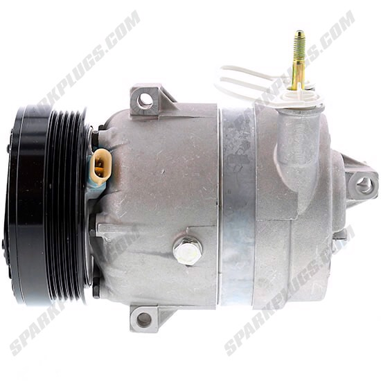 Picture of Denso 471-6083 New A/C Compressor with Clutch