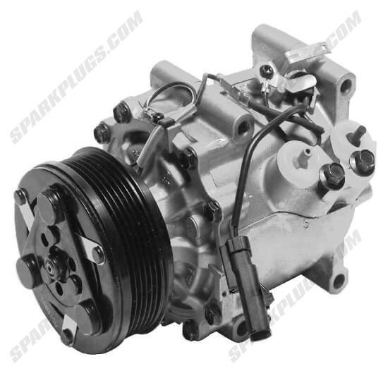 Picture of Denso 471-7016 A/C Compressor