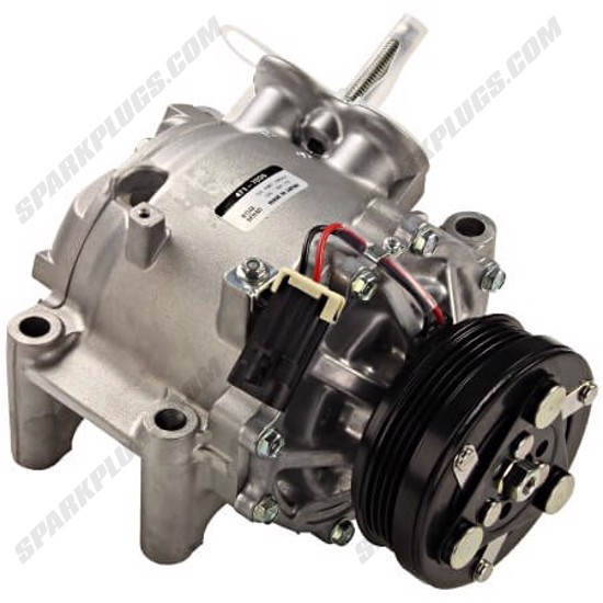 Picture of Denso 471-7036 New A/C Compressor with Clutch