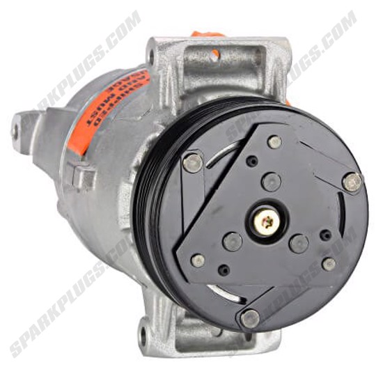 Picture of Denso 471-9005 New A/C Compressor with Clutch