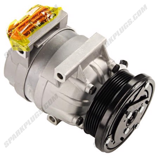 Picture of Denso 471-9134 New A/C Compressor with Clutch