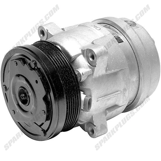 Picture of Denso 471-9178 New A/C Compressor with Clutch