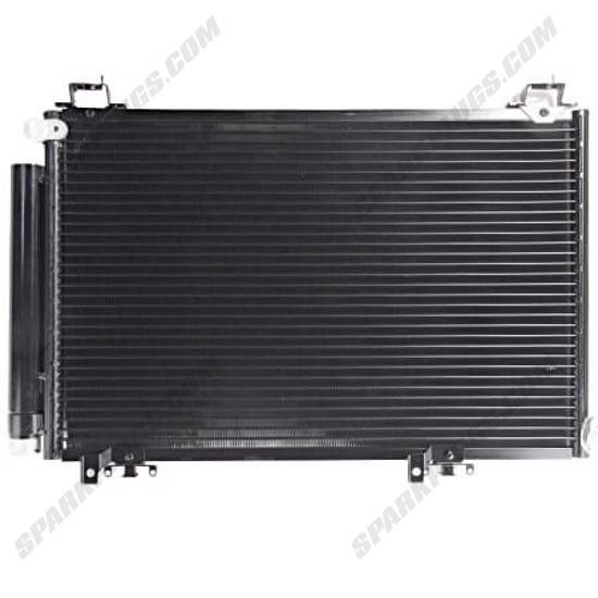 Picture of Denso 477-0502 A/C Condenser