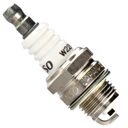 Picture of Denso 6043 W22MPRU Nickel U-Groove Spark Plug