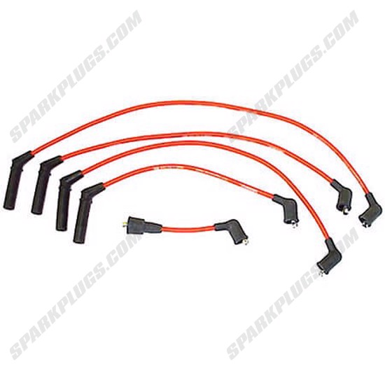Picture of Denso 671-4010 Ignition Wire Set