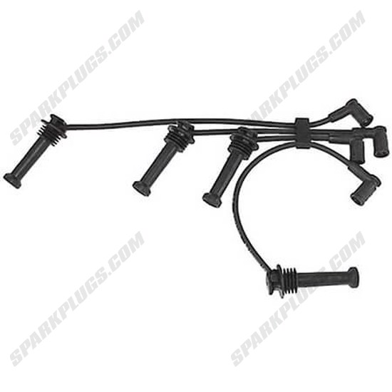 Picture of Denso 671-4061 Ignition Wire Set