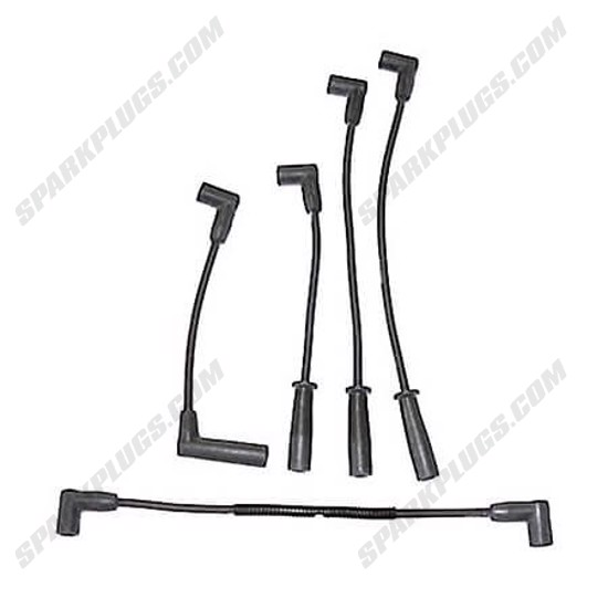 Picture of Denso 671-4080 Ignition Wire Set